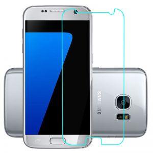 Displayschutzfolie Frontglas Ersatz Panzerfolie für Samsung Galaxy S7
