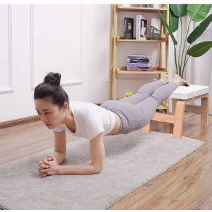 Kopfstandhocker Kopfstand Yogastuhl Holz Trainingsstuhl zur Linderung