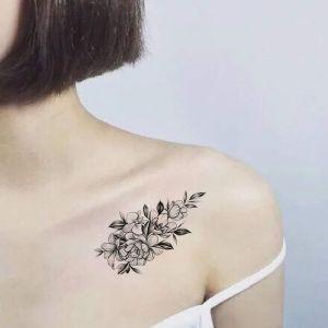 6pcs Tattoo Sticker temporäre Tätowierung Aufkleber Schmuck Klebe