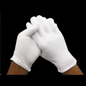 12 Paar Erwachsene Handschuhe Kleid Baumwollhandschuhe Handschuh