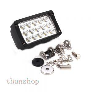 Arbeitsscheinwerfer LED Scheinwerfer Arbeitsleuchte Flutlicht 45W