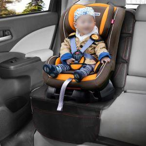 Autositzauflage Kindersitzunterlage Kindersitze Autositzschoner 2pcs