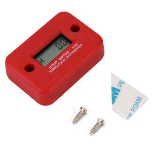 Drehzahlmesser digitaler Betriebsstundenzähler Motor-Stundenzähler