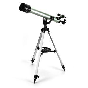 Fernrohr Teleskop Astronomisches Amateur mit Stativ und 3x Barlowlinse
