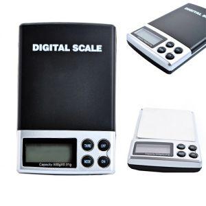 Präzisionswaage Feinwaage Taschenwaage Digital Juwelierwaage 0.01-500g