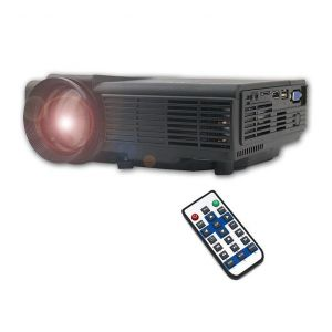 LED Beamer Video Projektor Full HD Lumen Heimkino Mini Multimedia