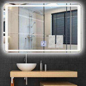 Badspiegel Badezimmerspiegel Beleuchtung Badezimmerspiegel LED Touch