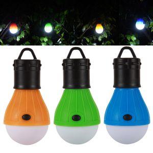 Campinglampe Zeltlampe LED Camping Laterne Glühbirne Set 3 Stück
