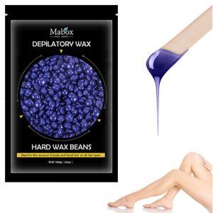 Wachsbohnen Haarentfernung Hartwachs Bohnen Perlen für Männer Frauen