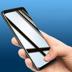 Panzerglas Schutzfolie Full Cover Displayschutz für Galaxy S9 9H