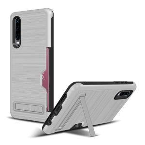Huawei P30 Hülle Handyhülle Schutzhülle Case Cover mit Ständer
