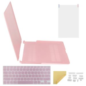 MacBook Air 13 Hülle Displayschutz Schutzhülle Snap Case