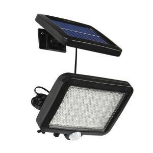 Solarlampen für Aussen 56 LED Solarleuchten mit Bewegungsmelder