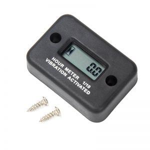 Zeitmesser Vibration Stundenzähler Betriebsstundenzähler Wasserdicht