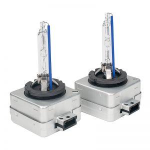 Scheinwerfer D1S Xenon Licht Auto Lampe Ersatz Lampe 2 Stück 35W 8000K
