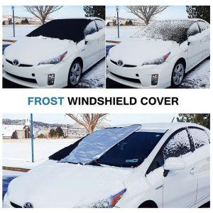 Frontscheibenabdeckung Auto Frontscheibe Abdeckung Winterabdeckung