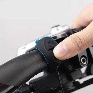Fahrradhupe Elektronische Fahrradklingel Fahrrad Horn Bike Bell USB