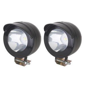 Scheinwerferleuchte LED Arbeitsscheinwerfer Stirnlampe für Motorräder