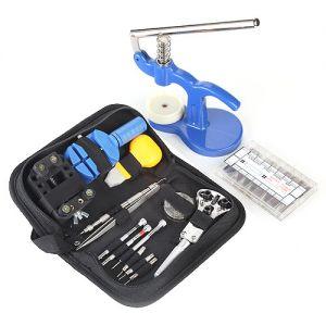 Uhrenmacherwerkzeug Uhr Reparatur Werkzeug Glashebelpresse 30tlg