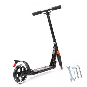 Scooter Roller Kinderroller Tretroller Klappbar für Erwachsene Jungend