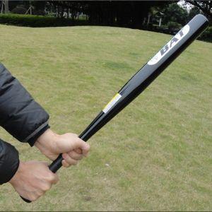 Baseballschläger Baseball Schläger Legierungsstahl mit Gummigriff 81cm