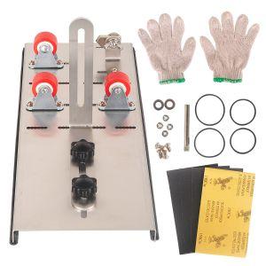 Flaschenschneider Glas Bottle Cutter Glasschneider Set mit Handschuh