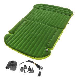 Luftmatratze SUV Matratze Auto Luftbett Air Bett Rücksitz mit Pumpe