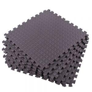 Sportmatten Steckmatte Schutzmatten Puzzlematten Bodenmatte 8er Set