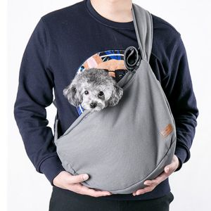 Transporttasche Schulter Tragetasche Hundetragebeutel Schultertasche
