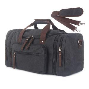 Reisetasche Herren Weekender Tasche Sporttasche Gym Handgepäck Tasche