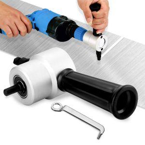 Schneidwerkzeug Nibbler Cutter Set Knabber Metall für Elektrowerkzeuge