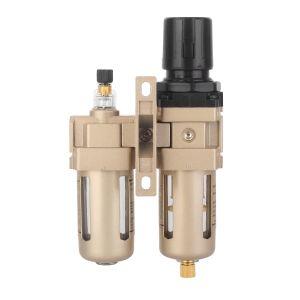 Druckluft Wartungseinheit Filter Regler Wasserabscheider Ölnebler