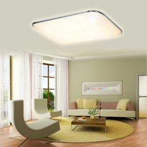 LED Deckenleuchte Deckenlampe dimmbar 48W Deckenlampe Badleuchte Deckenleuchte Flurleuchte