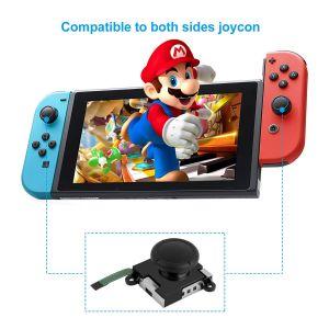 Joystick Analog Thumb Stick 3D Ersatz mit Tool 16 Kit für Nintendo
