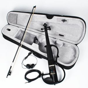 E-Violine Brazilwood Bow mongolischen Schachtelhalm 4/4 für Anfänger