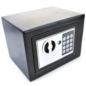 Sicherheitsschrank Elektronisches Zahlenschloss Wandtresor 23x17x17cm