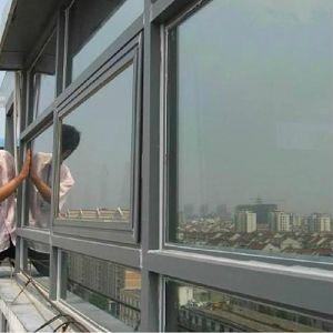 Spiegelfolie Fensterfolie Sonnenschutzfolie Sichtschutzfolie 80x300cm
