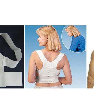 Haltungskorrektur Geradehalter Rückenstütze Rückenbandage verstellbar