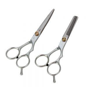 Haarschere Friseurschere Friseurumhang Haarschneideumhang Umhang Set