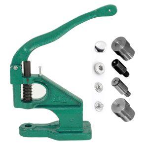 Druckknopfpresse Ösenpresse Nietenpresse Handpresse Maschine Werkzeug