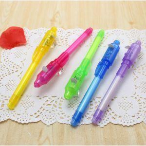 Geheimstift Geheim Stift Zauberstift Wunderstift mit UV-Licht 5pcs