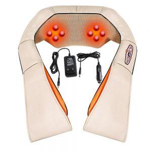 Nackenmassagegerät Massagegerät Elektrisch Massage Nackenkissen 20 W