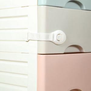 Kindersicherung Schranksicherung Schubladensicherung Türriegel 20pcs
