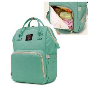 Baby Wickelrucksack Babytasche Wickeltasche Große Kapazität für Reisen