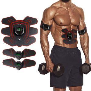 Muskelstimulator Elektrostimulator Training Gerät Bauchmuskeltrainer