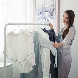 Kleiderstange Garderobenständer Kleiderständer mit Schuhablage Metall