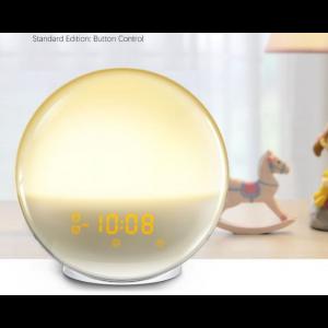 Wake Up Light Lichtwecker Sonnenauf-untergang Simulation Wecker LED