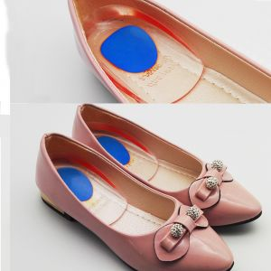 Fersenkissen Fersenkappen Schuheinlagen Geleinlagen Silikon 2 Paar