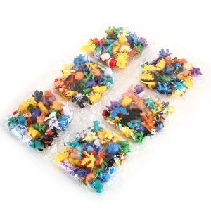 Pearl Minifiguren 24 Stück Parteien Set für Erwachsene und Kinder
