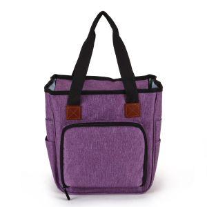 Stricktasche Aufbewahrungstasche Häkeltasche für Unvollendete Projekte